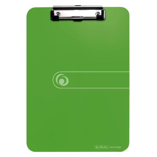 планшет полистирол А4 непрозрачный яблочный