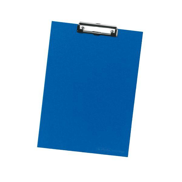 Podložka s klipom A4 modrá