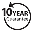 10 year guarantee>