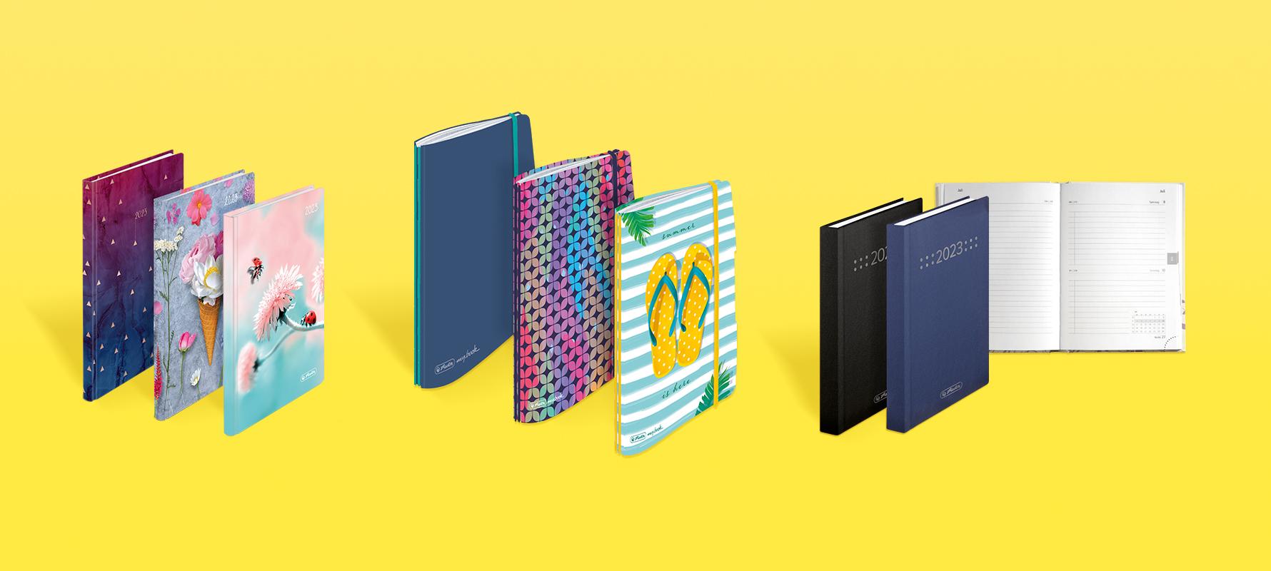 Gut Organisiert Durchs Ganze Jahr Mit Den Kalendern Von Herlitz