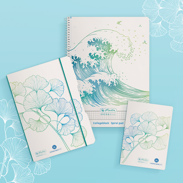 Notebooks & Spiral Note Pads